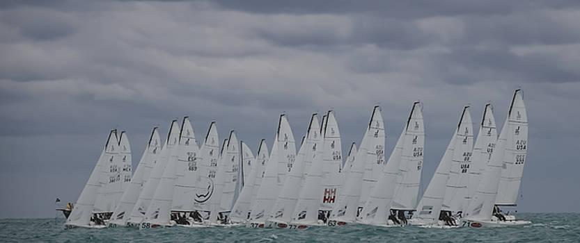 Steven Lapkin - Key West J70s