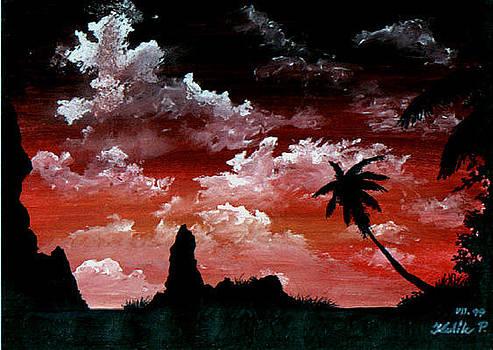 Key West meditation by Peter Kulik