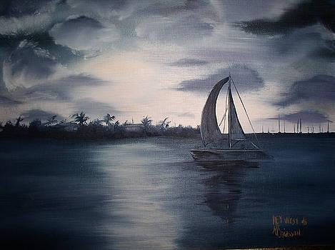 Key West by Monica Chiasson