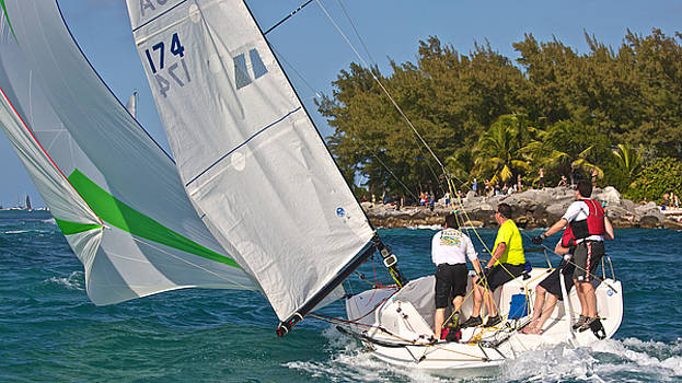 Steven Lapkin - Key West on the Nose