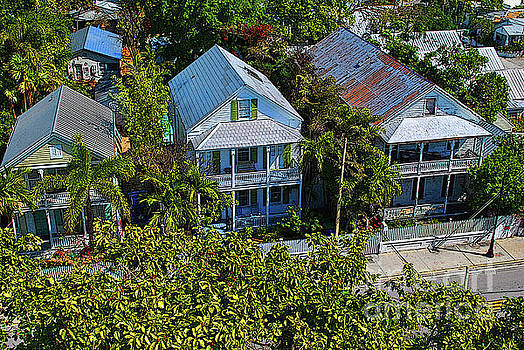 Jost Houk - Key West Roof Tops