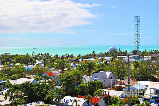Jost Houk - Key West Skyline