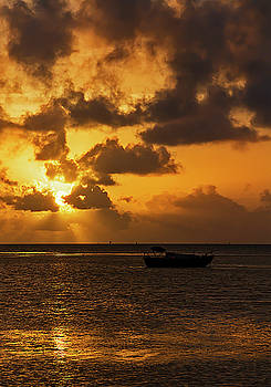 Key West Sunrise 42 by Bob Slitzan