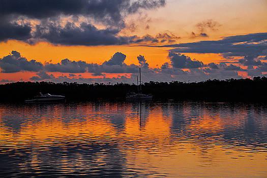 Key West Sunrise 43 by Bob Slitzan