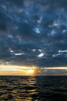 Key West Sunset 36 by Bob Slitzan