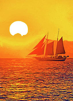 Dennis Cox Photo Explorer - Key West Sunset Cruise
