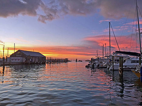 Key West by Vilma Zurc