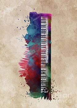 Justyna Jaszke JBJart - Keyboard art music instrument