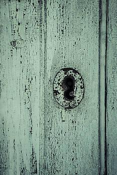 Keyhole by Maria Heyens
