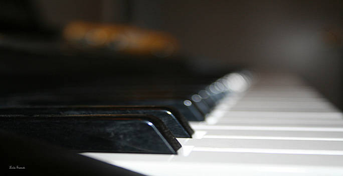 Linda Sannuti - Keys close-up