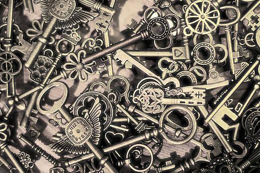 Keys by Larry Jost