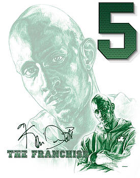 KG the Franchise by Richard W Cleveland