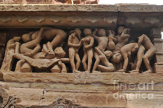 Khajuraho Temples-1 by Anil Sharma