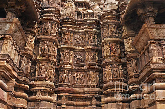Khajuraho Temples 2 by Anil Sharma