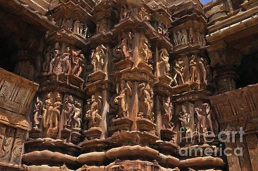 Khajuraho Temples 3 by Anil Sharma