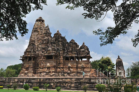 Khajuraho Temples 4 by Anil Sharma