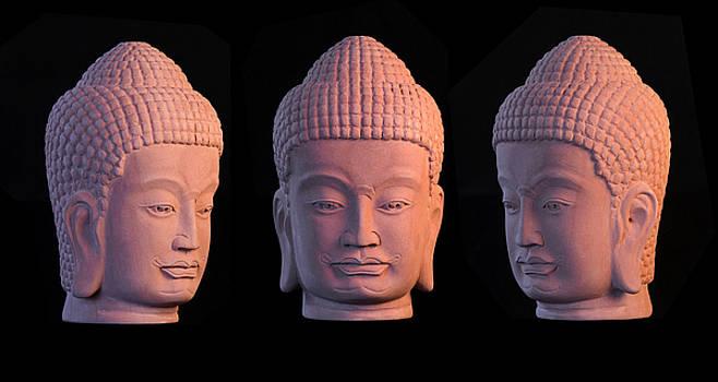 Khmer 31 by Terrell Kaucher