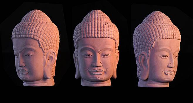 Khmer 32 by Terrell Kaucher