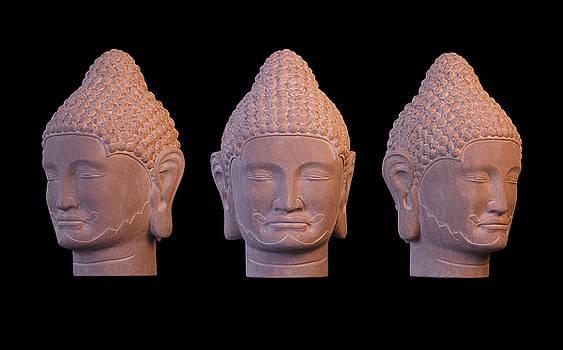 Khmer 2 32 by Terrell Kaucher