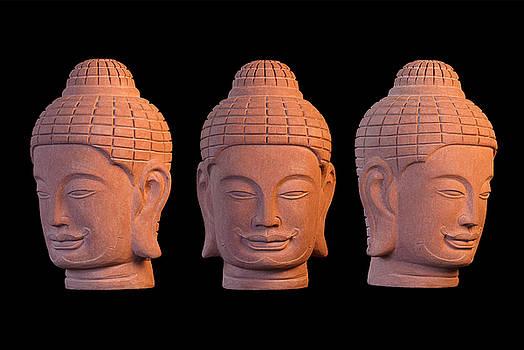 Khmer 3 32 by Terrell Kaucher