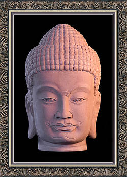 Khmer Greeting Card 3 by Terrell Kaucher