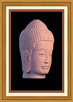 Khmer Greeting Card 4 by Terrell Kaucher
