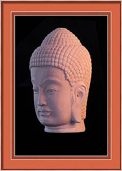 Khmer Greeting Card 5 by Terrell Kaucher