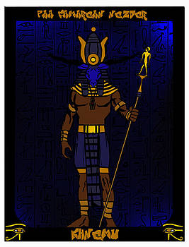 Khnum by Derrick Colter