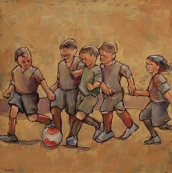 Kick It by Jean Cormier