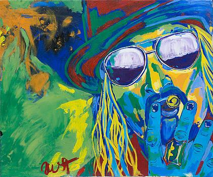 Kid Rock by Janice Westfall