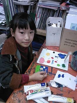 Kid's art classes by Croydon Art studio