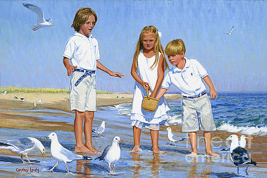 Candace Lovely - Kids at South Beach