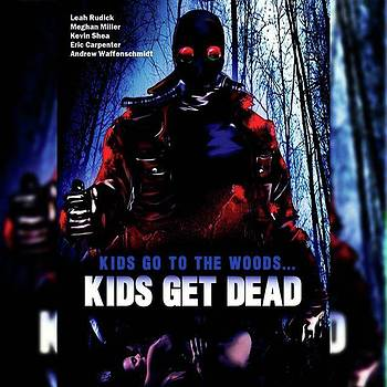 kids Go To The Woods... Kids Get by XPUNKWOLFMANX Jeff Padget
