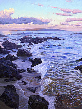 Kihei Sunrise by Steve Simon