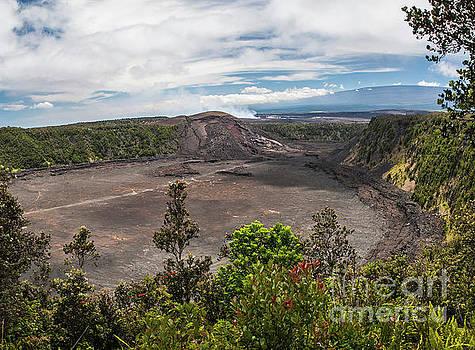 Kilauea Iki Crater by Jason Kolenda