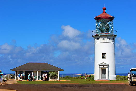 Kilauea Lighthouse by Erik Barker