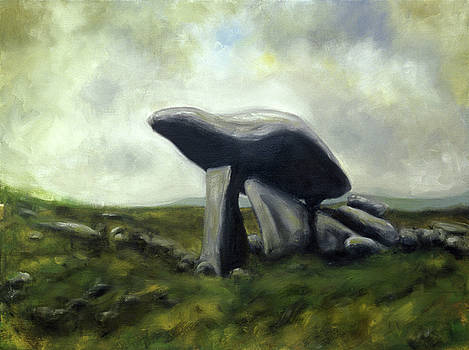 Kilclooney Dolmen  by Seamas Culligan