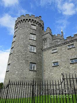 Kilkenny Castle Tower by Crystal Rosene