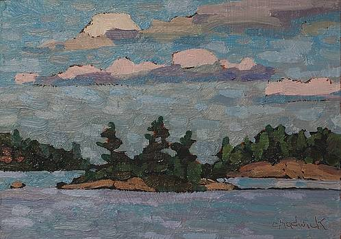Killbear Scott Island by Phil Chadwick