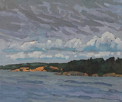 Killbear Sheltered Coves by Phil Chadwick