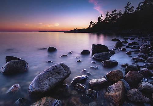 Killbear Sunset by Cale Best