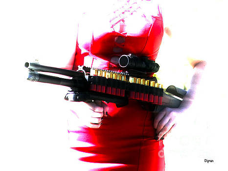 Killer Red by Steven Digman