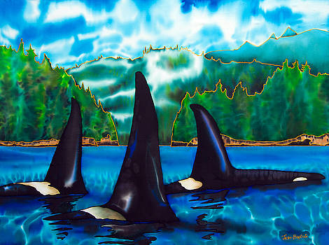 Killer Whales by Daniel Jean-Baptiste