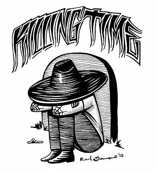 Killing Time by Raul Samano