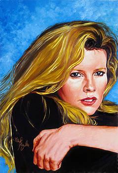 Kim Basinger by Neil Feigeles