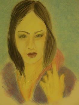 Kim Tae Hee by Reza Naqvi