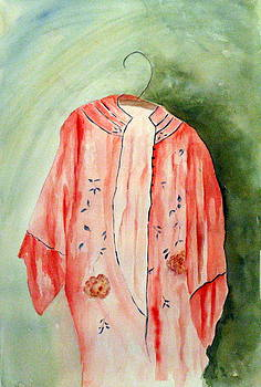 Kimono Rouge by Stella Ault