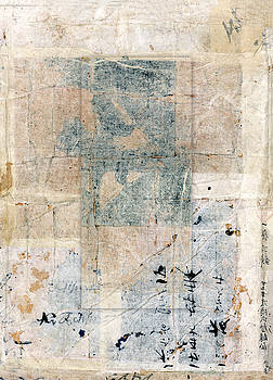 Carol Leigh - Kimono Wrapping Paper Montage 1
