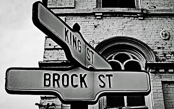 King And Brock by Iris Russak