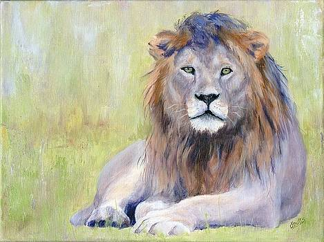 King at Rest by Deborah Butts